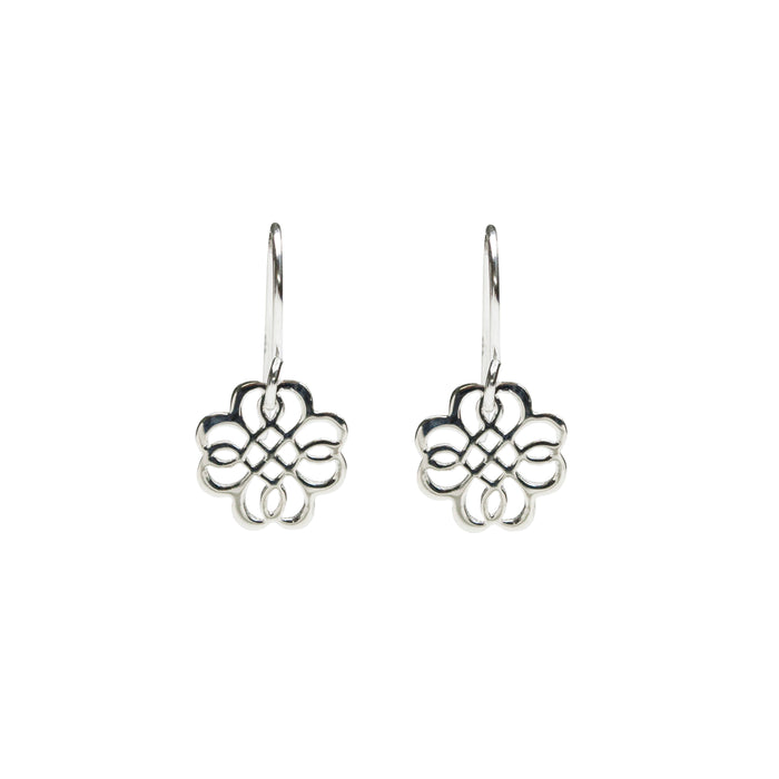 CELTIC CLOVER EARRINGS