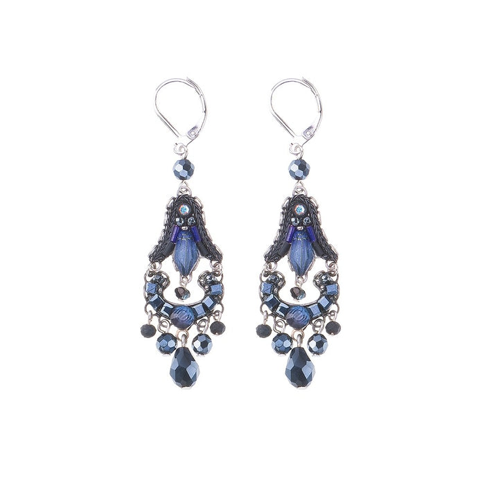 LOVE JET, SABRA EARRINGS