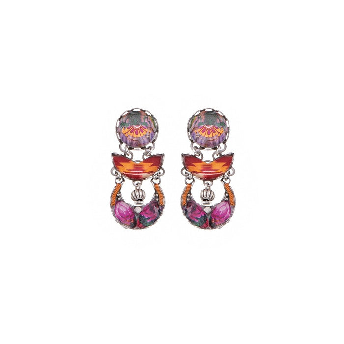 ELECTRIC LADYLAND, GEMINI EARRINGS