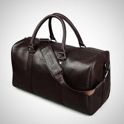 Full Leather Business Bag