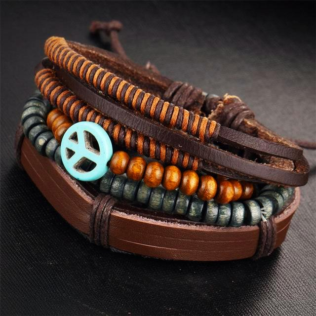 Vintage Multi-Layer Bracelet