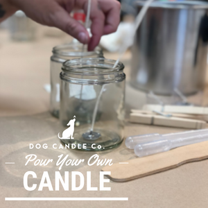Private Candle Making Party for Amy Luter