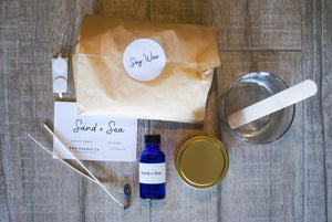 Pour Your Own Candle Kit - Summer Scents