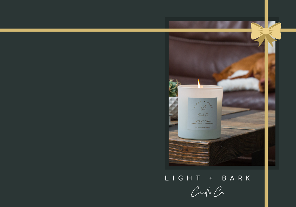 Light + Bark Gift Card