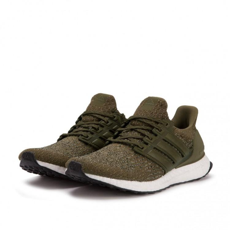adidas Ultra Boost 3.0 Oliven S82018 |