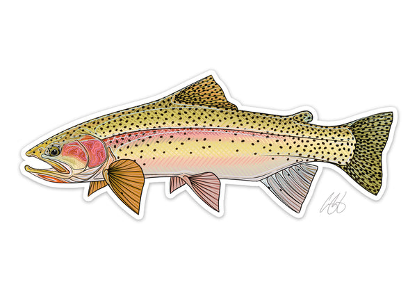 Cutbow Decal