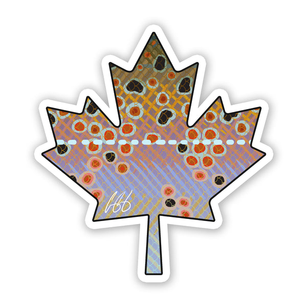 Canada Atlantic Salmon Decal