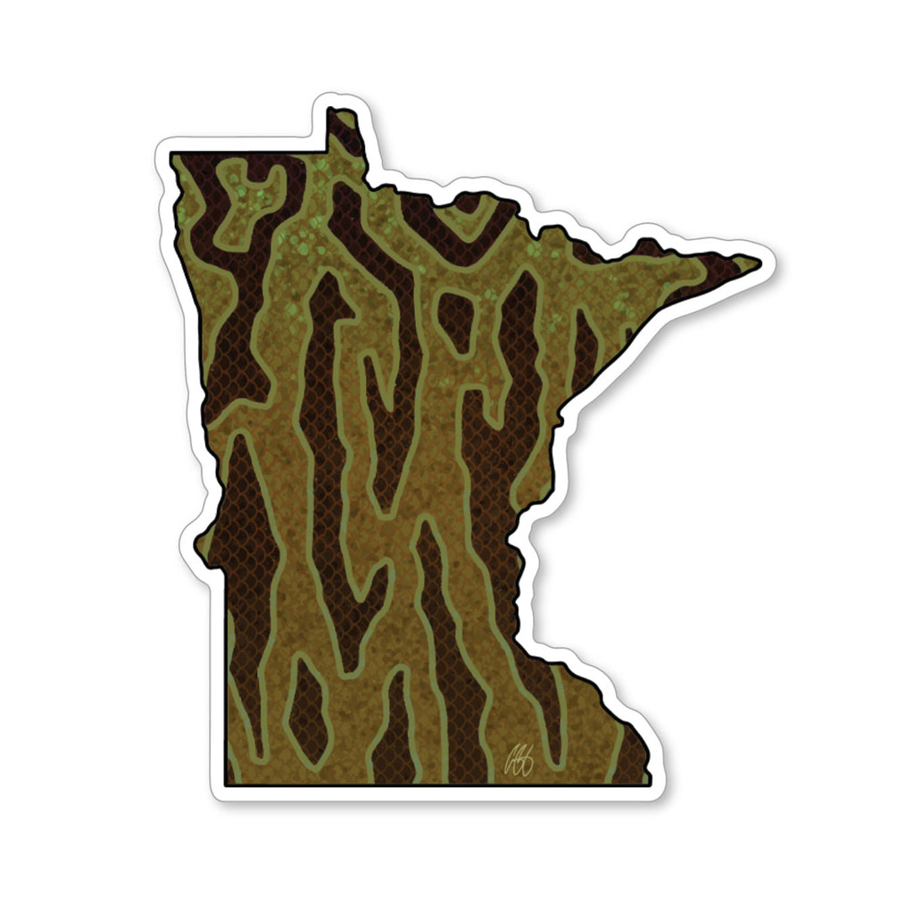 Minnesota Smallmouth Decal