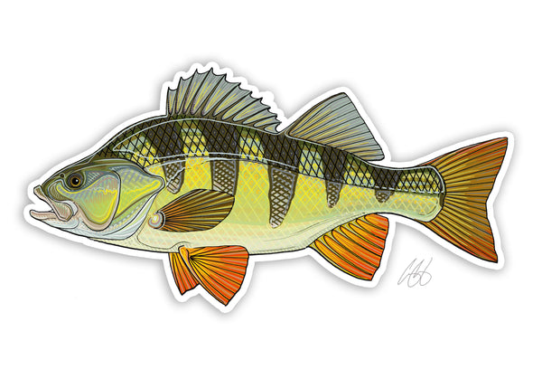 Perch Decal