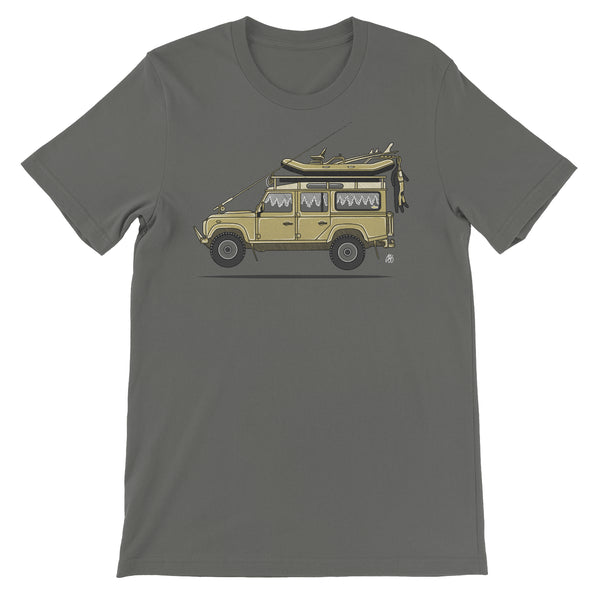 The Defender Tee