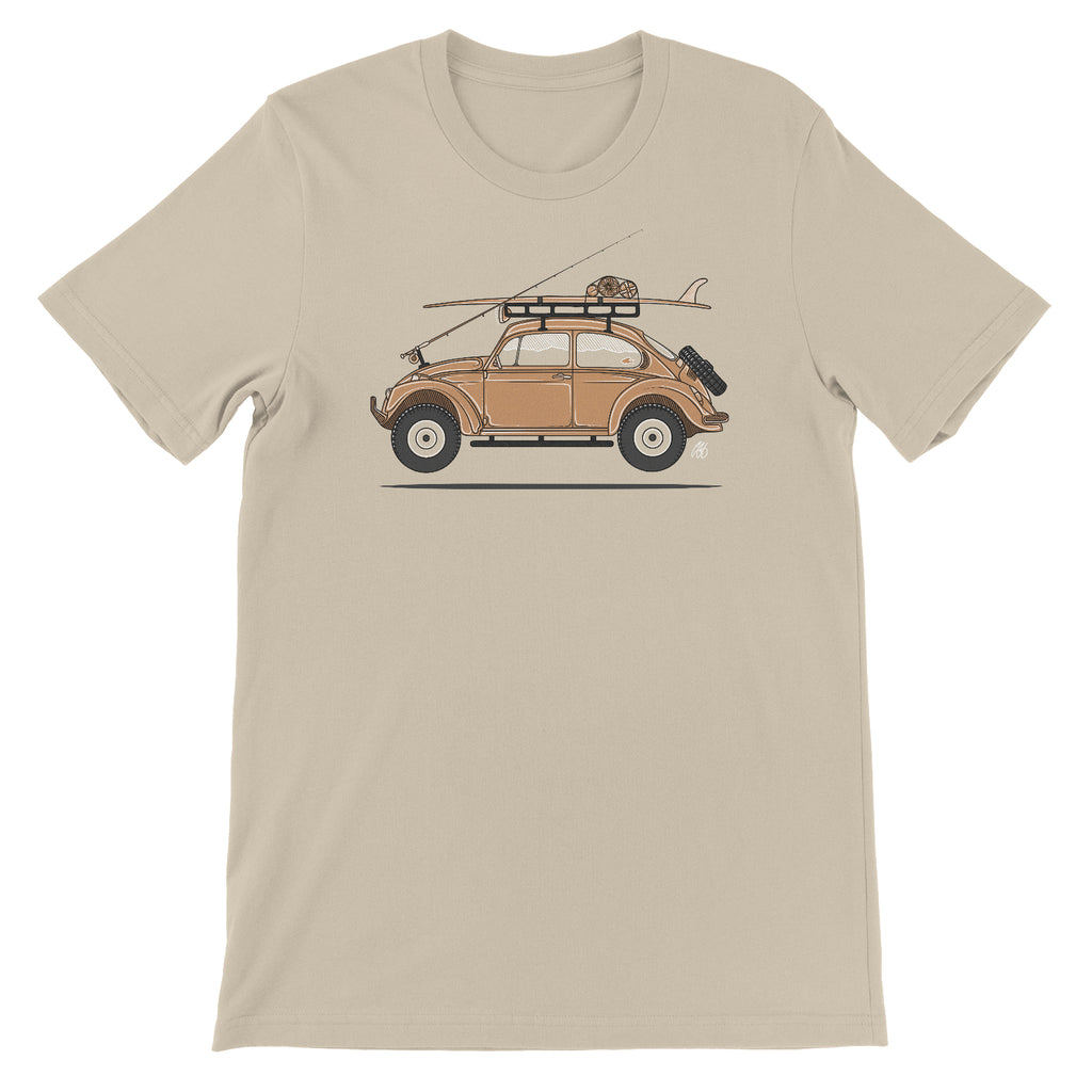 The Baja Bug Tee