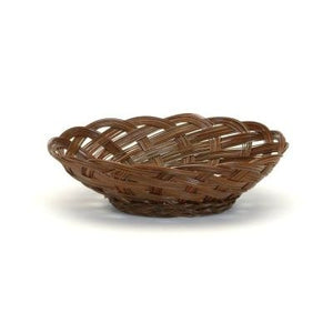 Dark Brown Basket | Wall Decor