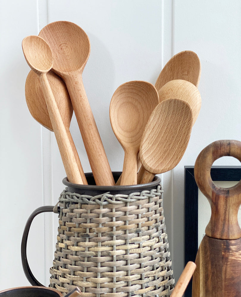 Load image into Gallery viewer, BAKER'S DOZEN WOOD SPOONS | LARGE