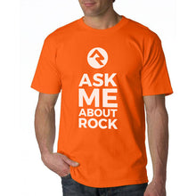 T-Shirt - Ask Me About Rock