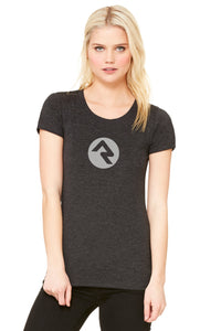 T-Shirt - Rock Logo, Ladies' Cut
