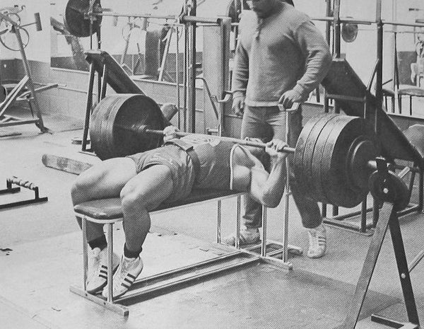 Old School Training Methodology