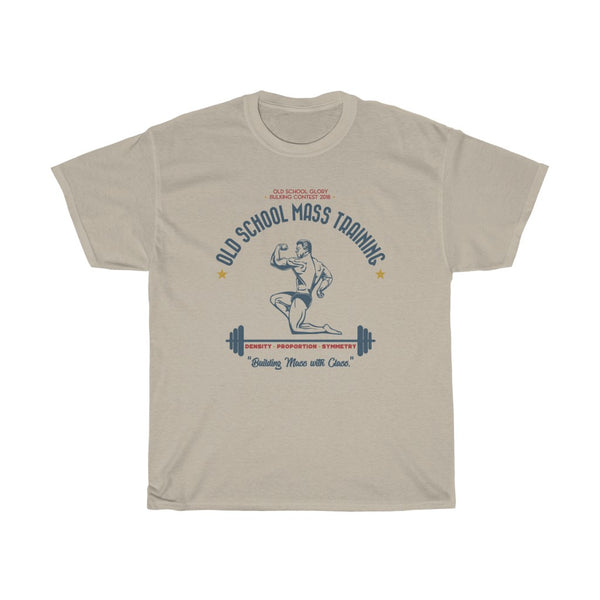 2018 Mass Training Tee