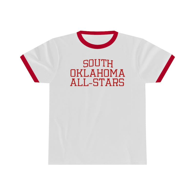 South Oklahoma All-Stars Ringer Tee