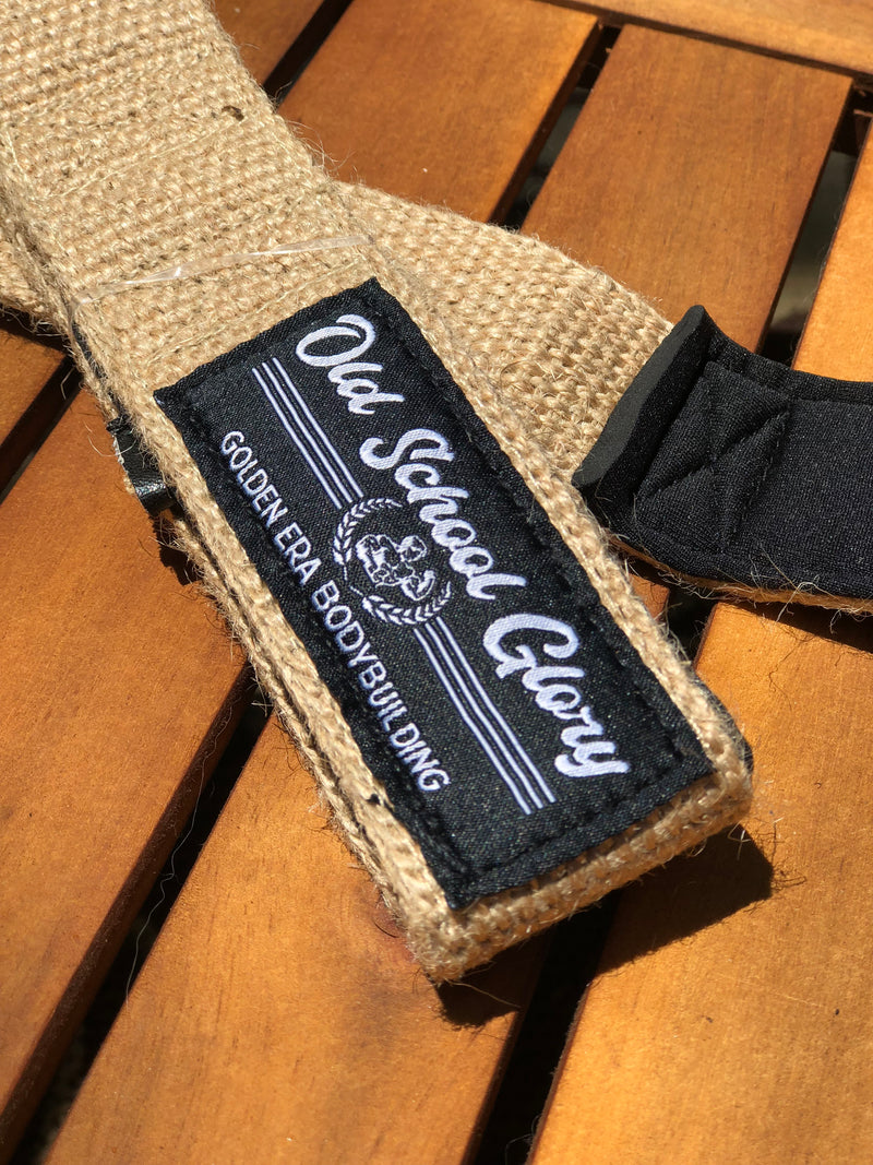 Glory Hemp Lifting Straps