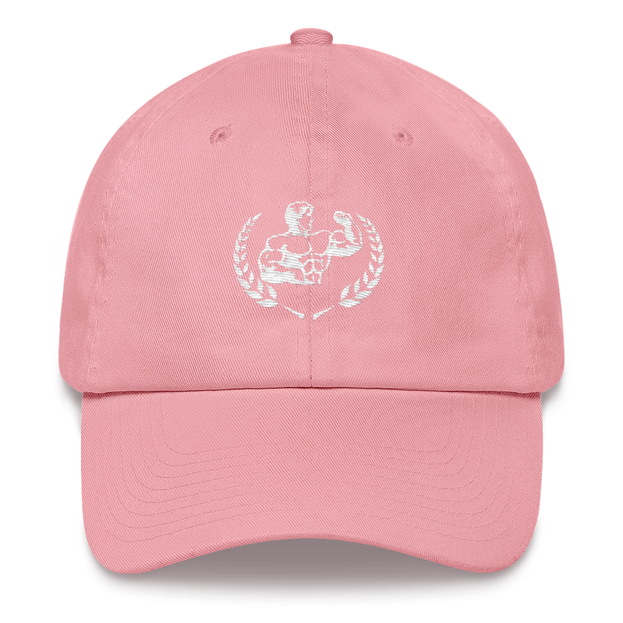 Pink Glory Dad Hat