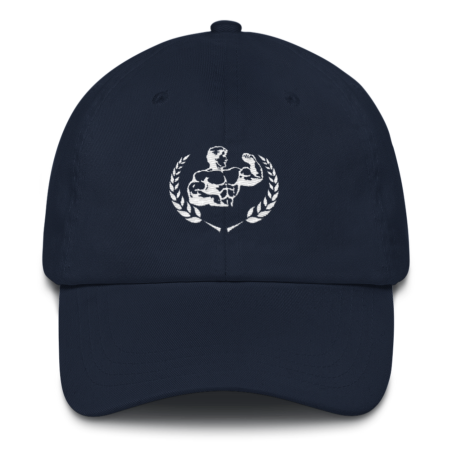 Navy Glory Dad Hat