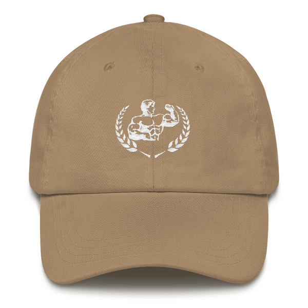 Khaki Glory Dad Hat