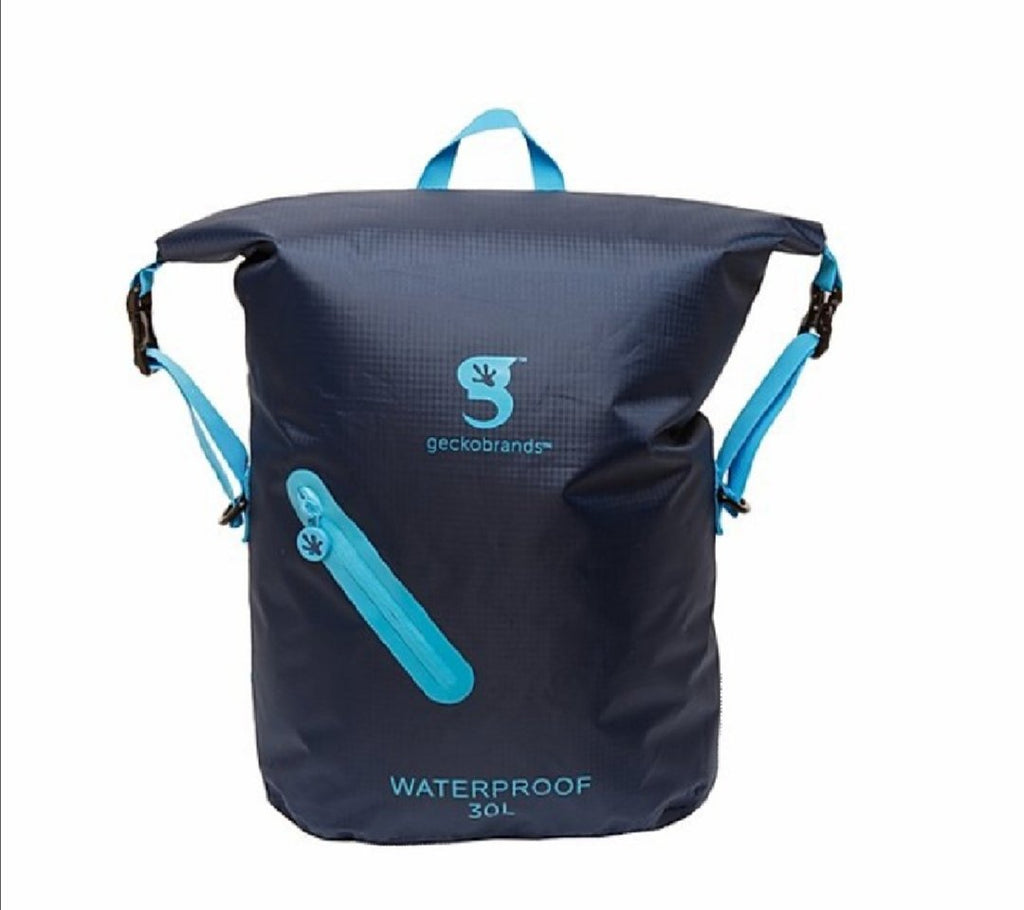 Lightweight WP Backpack21 - Navy / Neon Blue