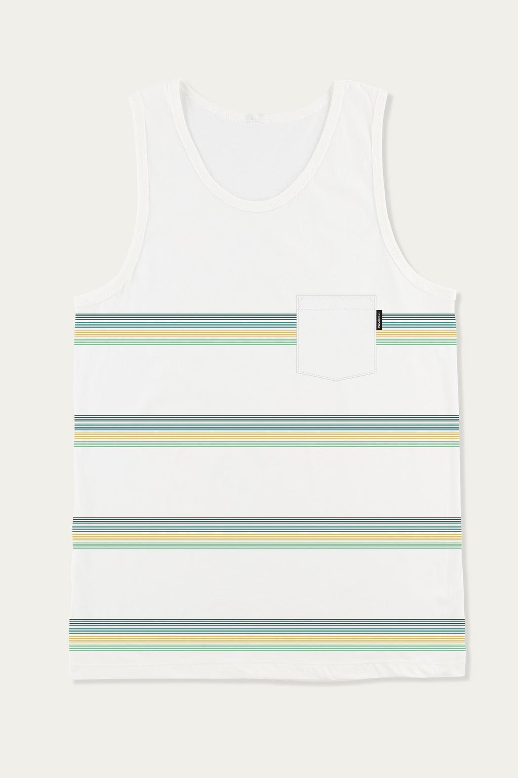 Stripe Club WHT B