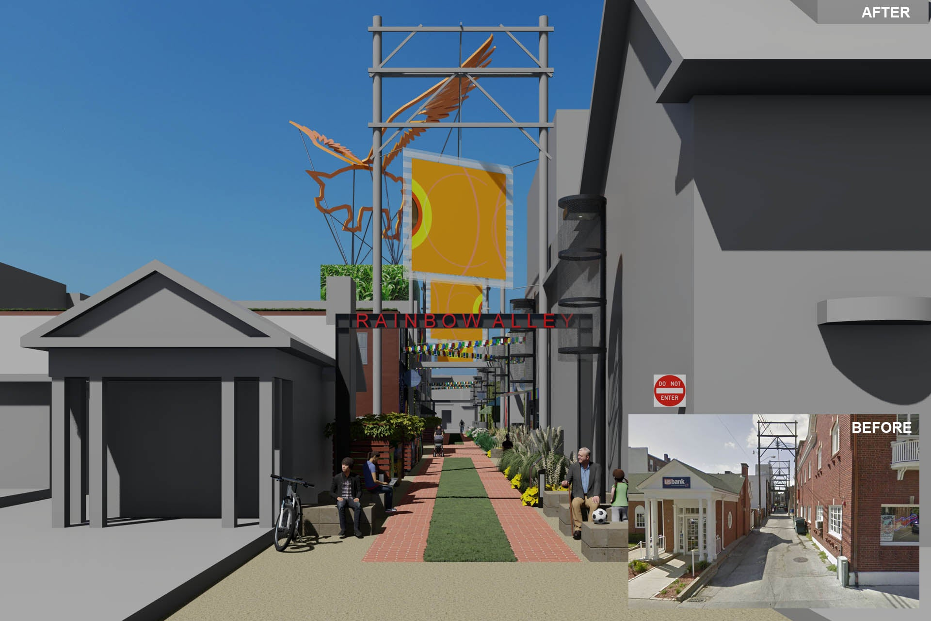 ICDD Alley Revitalization Proposal