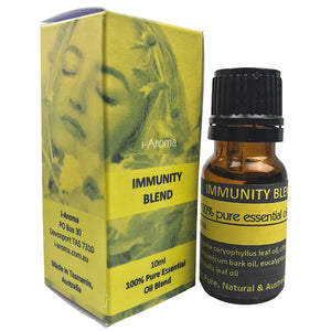 Australian made germ fighting essential oil blend similar to thieves blend