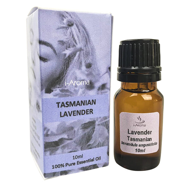 Tasmanian Lavender essential oil is valued worldwide for its purity, perfume and therapeutic qualities. Good for calming, sleep and allergies.