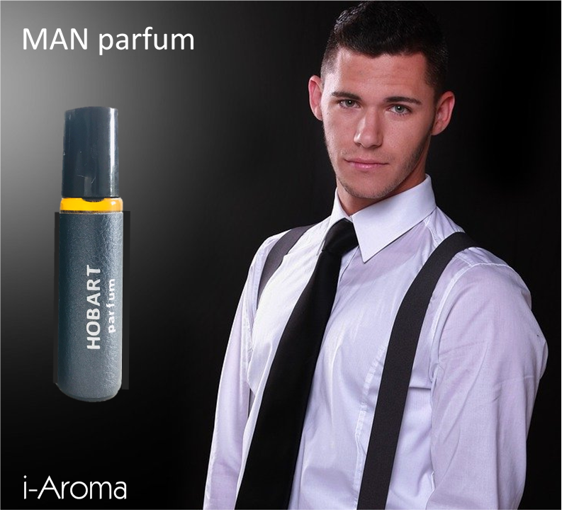 Hobart MAN essentials perfume oil is a 100% natural fragrance designed for the modern urban man. Featuring the light green citrus notes of bergamot, the fresh and delicate floral notes of neroli, the woody-balsamic notes of sandalwood, and hints of the warm and sweet balsamic note of vanilla and the dry and earthy note of oakmoss, reflects the attitude of the modern urban man.