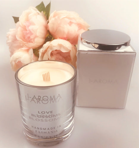 Love Blossoms Luxury Candle