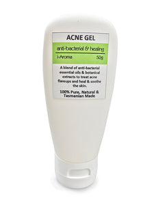 A natural solution to treating acne flareups and pimples that attacks the bacteria and doesn't dry out your skin.