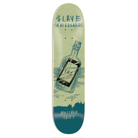 2019 Slave - Team No Problem Skate Deck 8.25