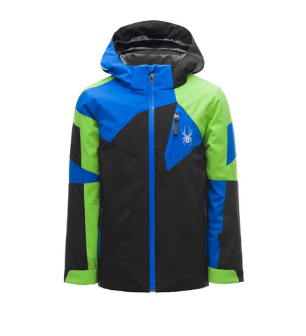 2019 Spyder - Boys Mini Leader Toddler Jacket