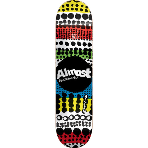 2018 Almost - Haslam Impact Pro Skate Deck 9.0