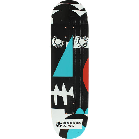 2018 Element - Madars Masked Skate Deck 8.25