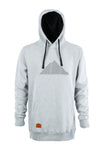 Mountain Hoodie Heather Grey - Yuki Threads