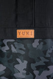 Street Jacket Black/Camo - Yuki Threads