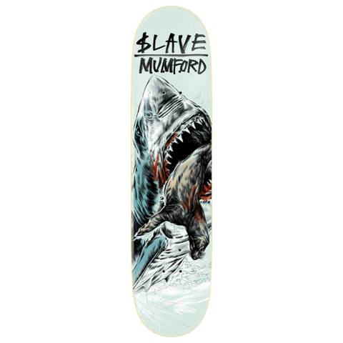 2019 Slave - Animal Kingdom Skate Deck 8.5