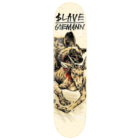 2019 Slave - Animal Kingdom Skate Deck 8.25