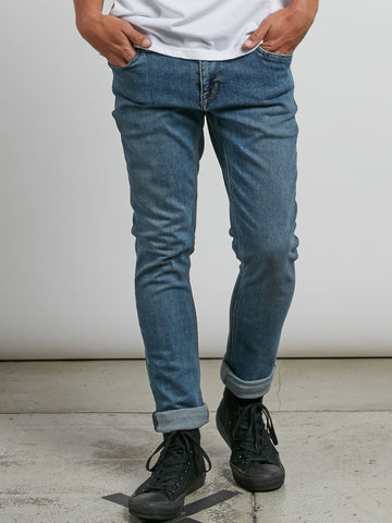 2019 Volcom - 2x4 Tapered Jeans