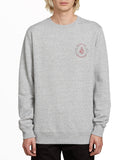 2019 Volcom - Men's Supply Stone Crew