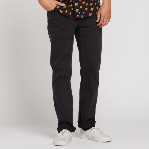 2019 Volcom - Men's Solver Denim Jeans