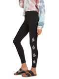 2019 Volcom - Women's Deadly Stone's Legging