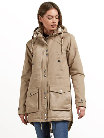 2019 Volcom - Women's Walk On By Parka