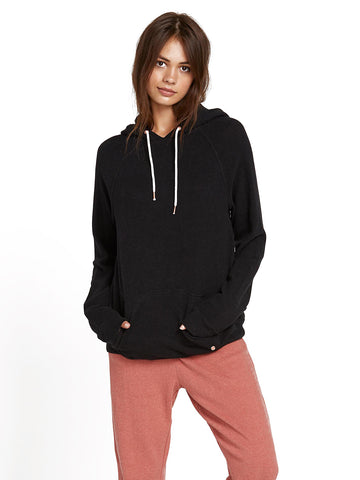2019 Volcom - Women's Lived In Lounge Hoodie