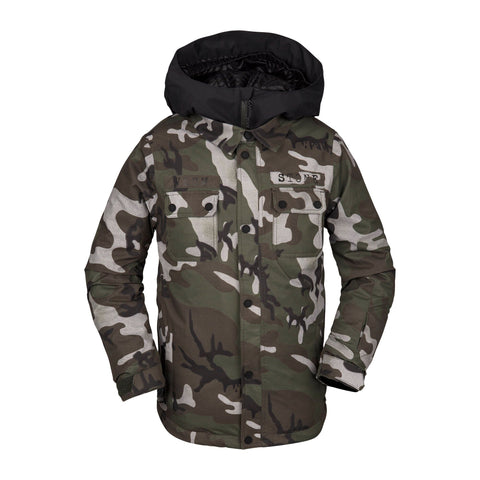 2020 Volcom - Boy's Neolithic Insulated Jacket