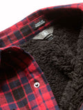 2019 Volcom - Men's Sherpa Flannel Jacket